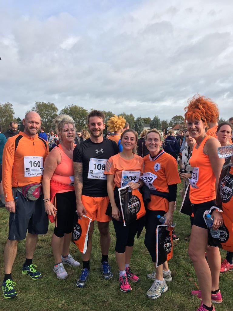 Cambridge - Town & Gown 10k | Muscular Dystrophy UK